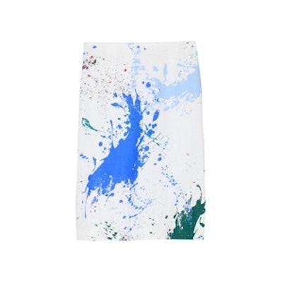 Splashy Skirt