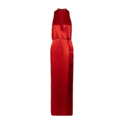 Serpentine Wrap Gown