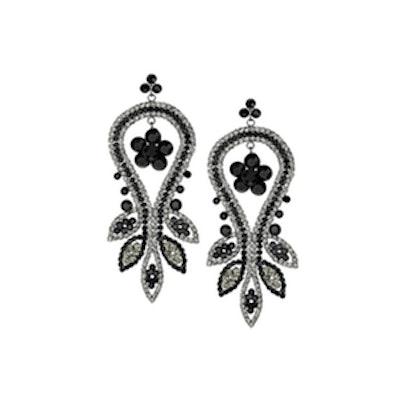Black Haematite Earrings