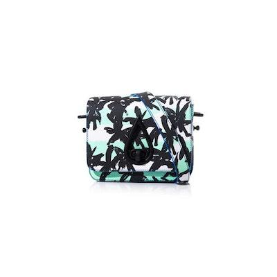 Tropical Print Bag