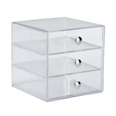 3-Drawer Box