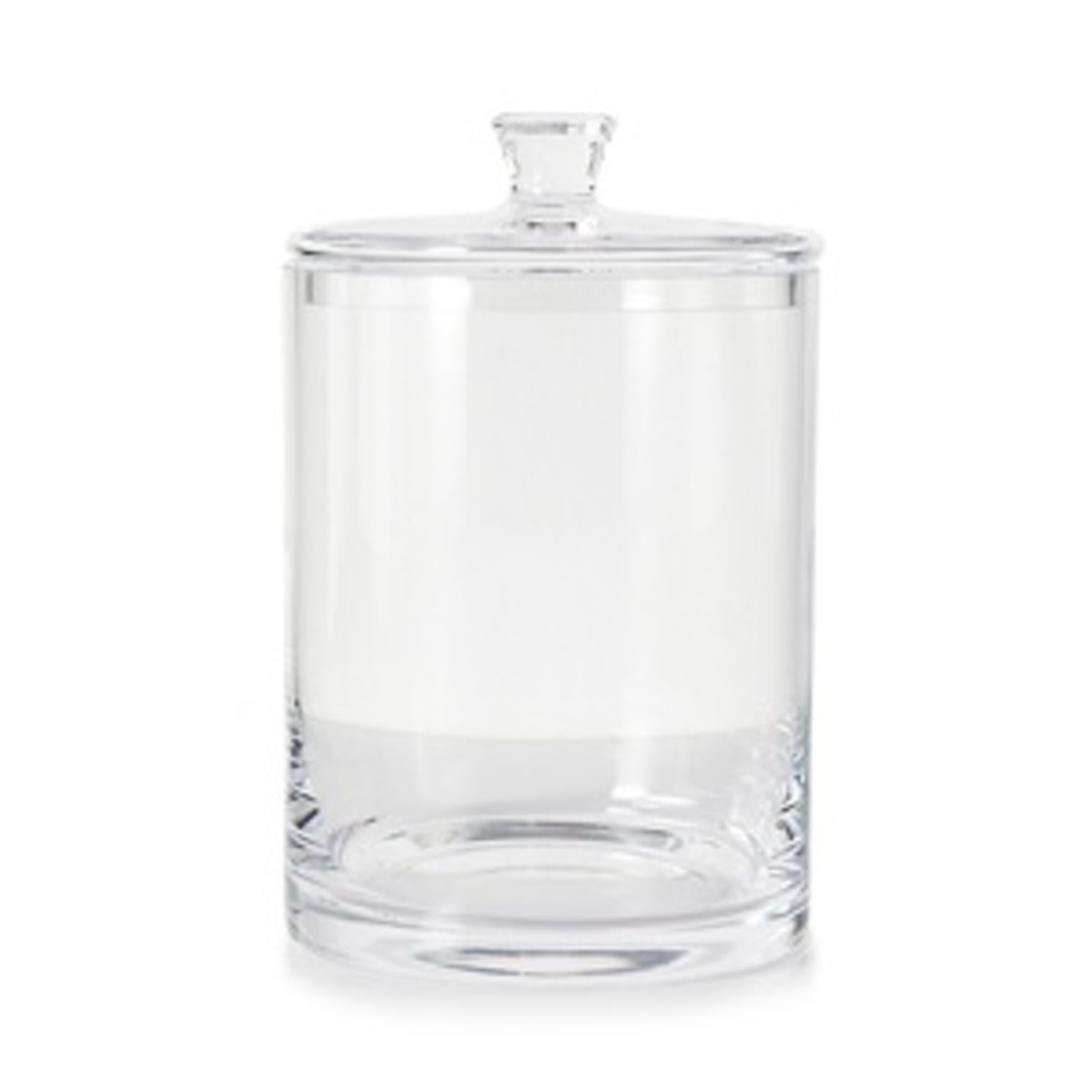 Large Glass Jar