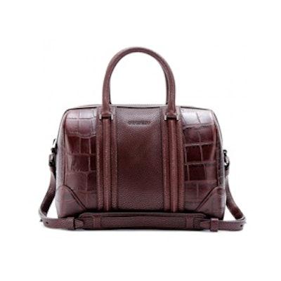 Lucrezia Leather Bowling Bag