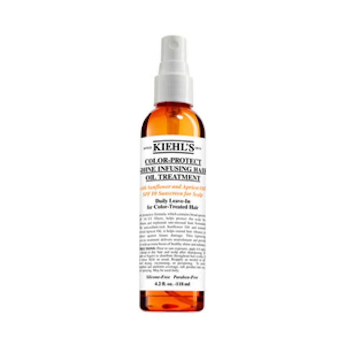 Shine Infusing Hair Oil