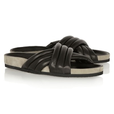 Holden Leather Sandals