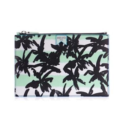Palm Print Pouch