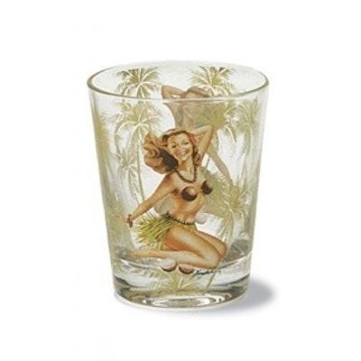 Coconut Girl Shot Glass