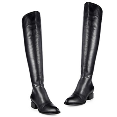 Sigrid Over-The-Knee Boots