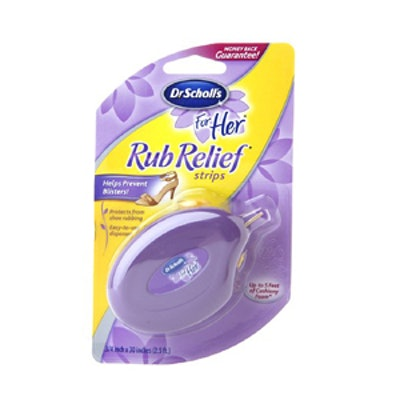 Rub Relief Strips