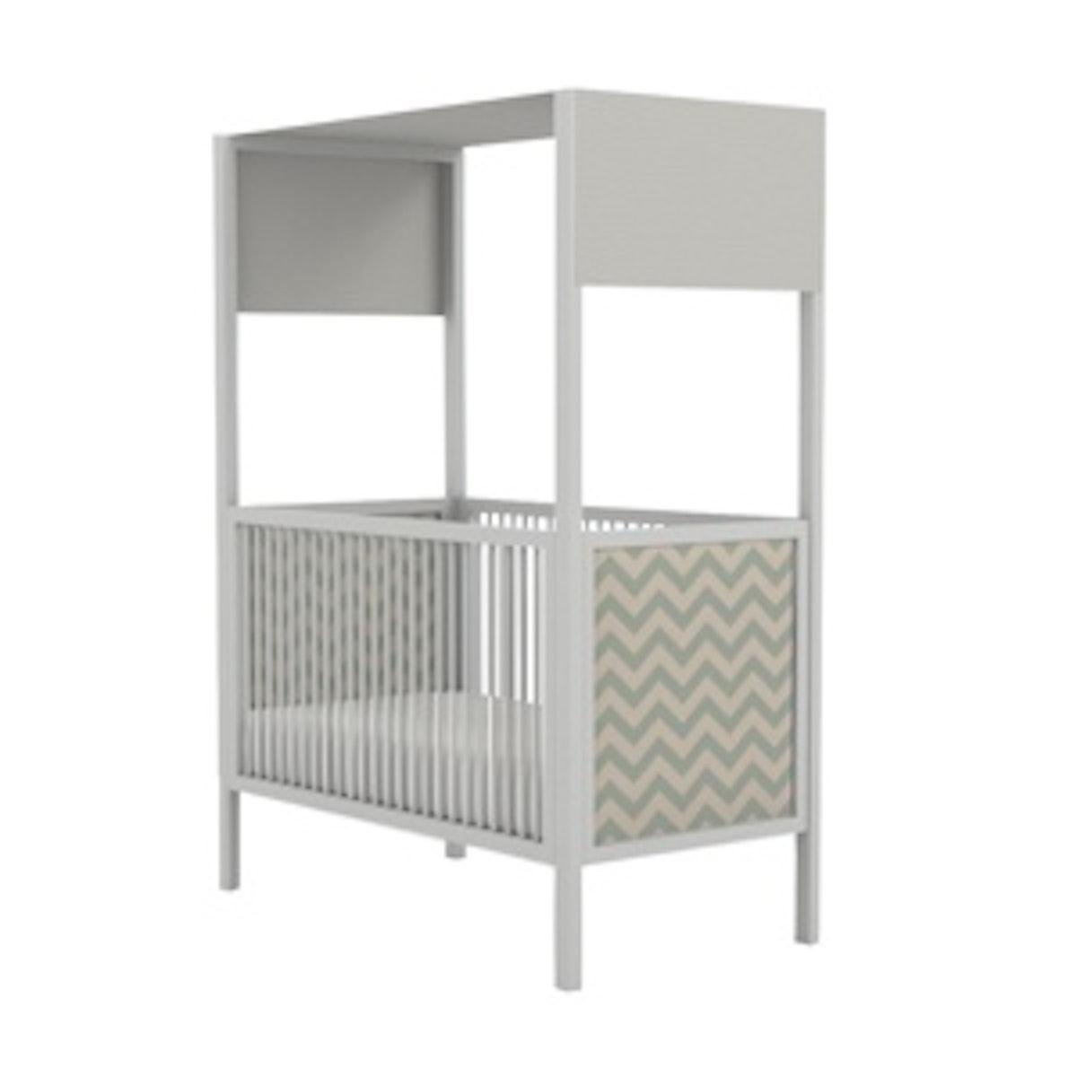 Canopy Baby Crib