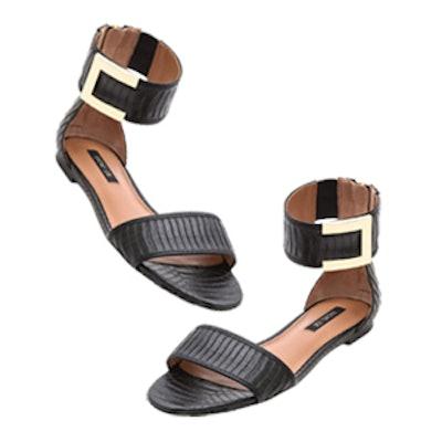 Gracie Flat Sandals