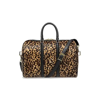 Lucas Satchel in Leopard