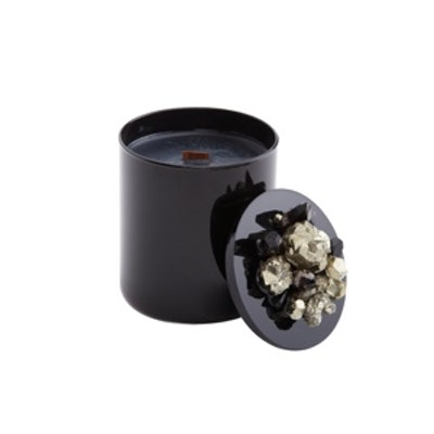 Mineral Rock Candle