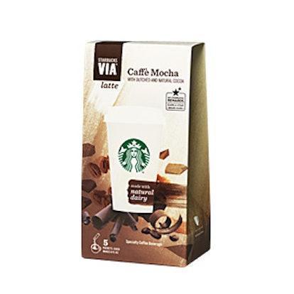 VIA Latte Caffè Mocha