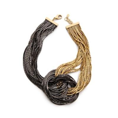 Liquid Knot Necklace