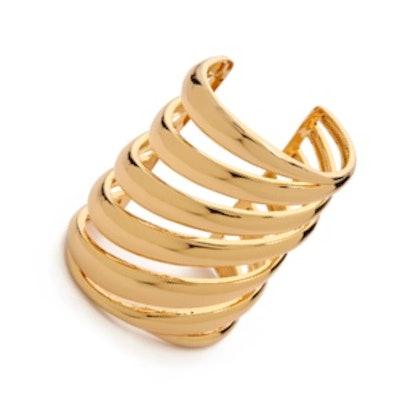 Cutout Bracelet Cuff