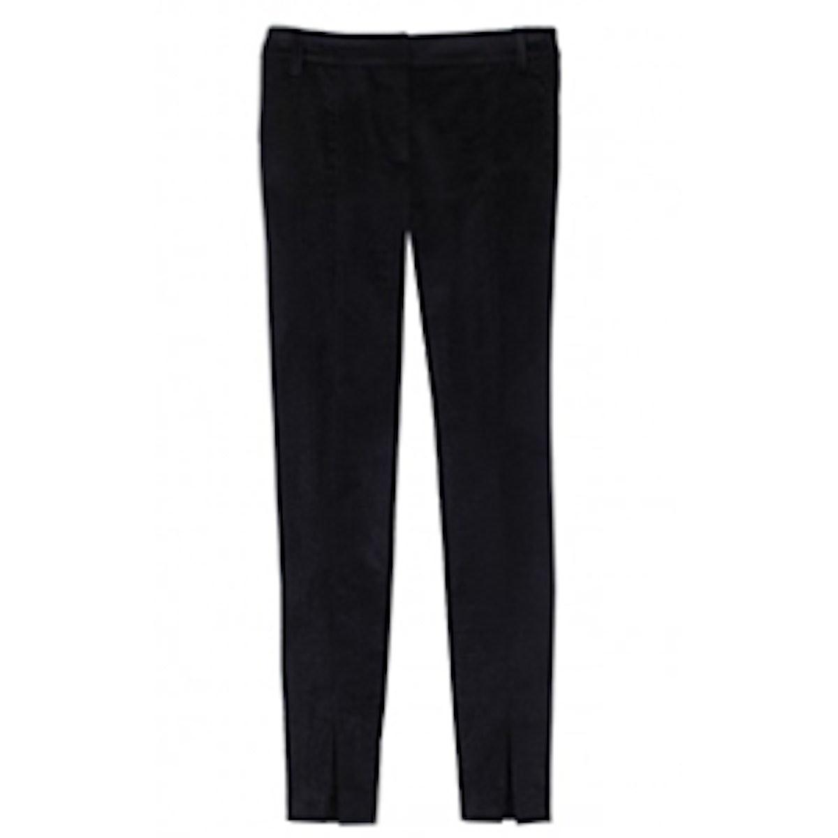 Slim Velvet Pants
