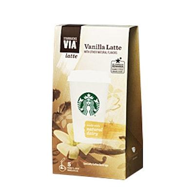 VIA Latte Vanilla Latte