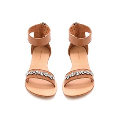 Coline Jeweled Sandal