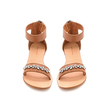 Coline Jeweled Sandal