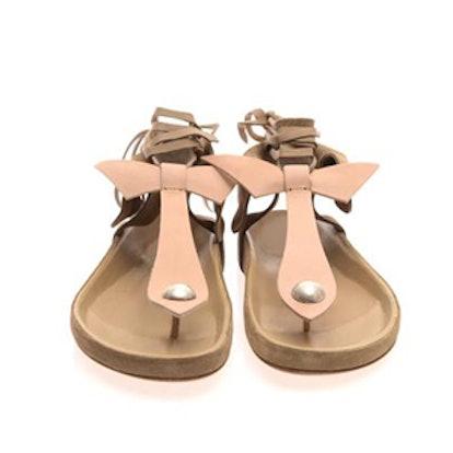 Elva Bow Tie Sandal