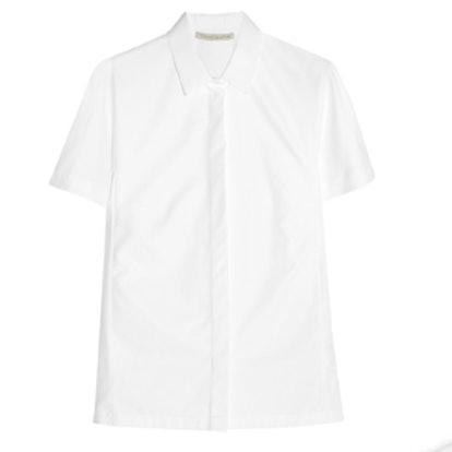 Tailored Cotton Shirt