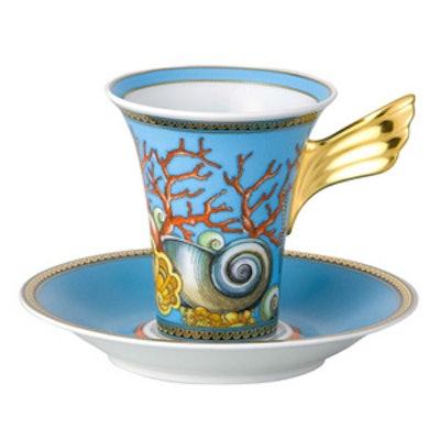 Tresors De La Mer Coffee Cup