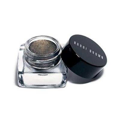 Metallic Cream Eyeshadow in Gold Stone