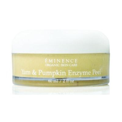 Yam and Pumpkin Enzyme Peel