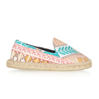 Yucatan Embroidered Espadrilles