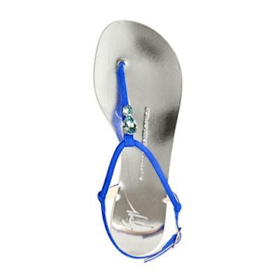 Jewel Detail Sandals