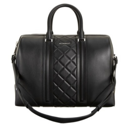 Quilted Large Duffel