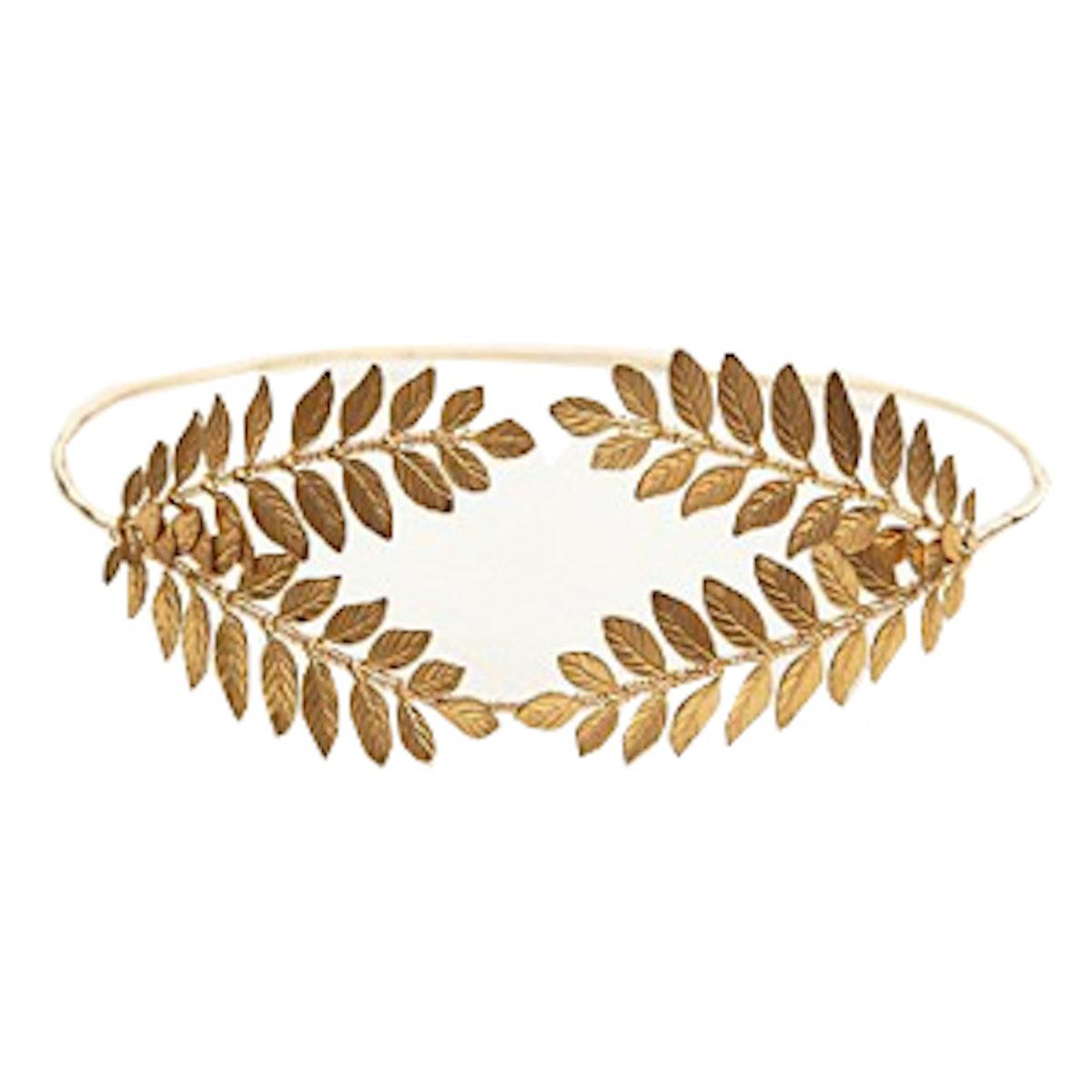 Fern Leaf Crown