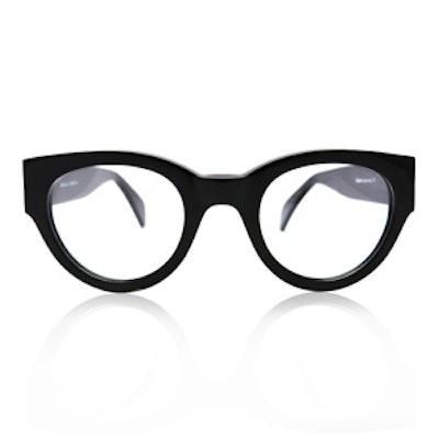Flanery Black Opticals