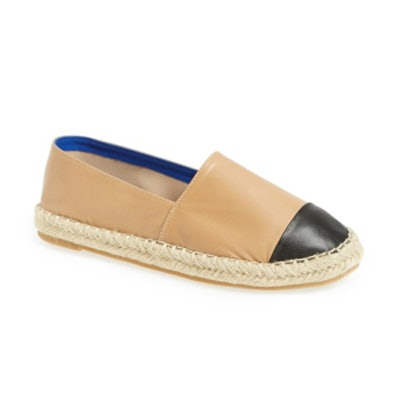 Atha Leather Espadrilles