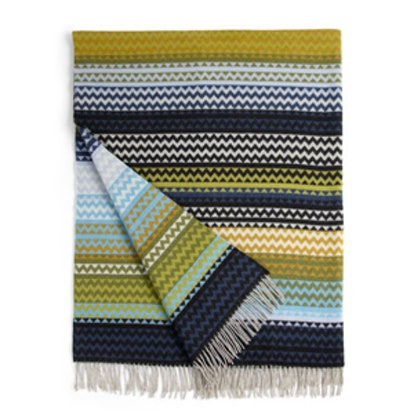 Humbert Wool Throw Blanket