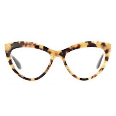 Cat-Eye Optical Glasses