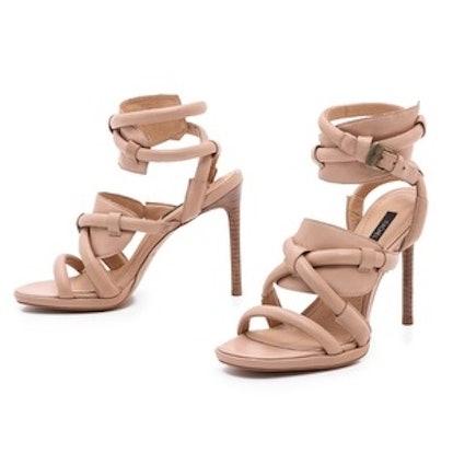 Monica Ankle Strap Sandals