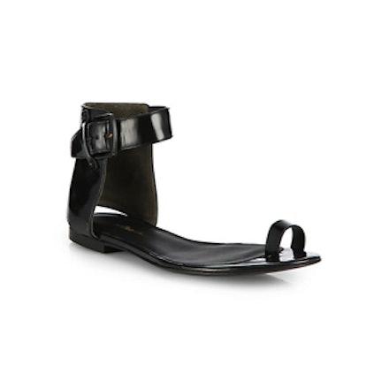 Isabela Leather Sandal