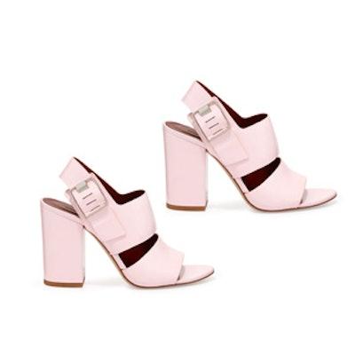 Sara Patent Leather Sandals