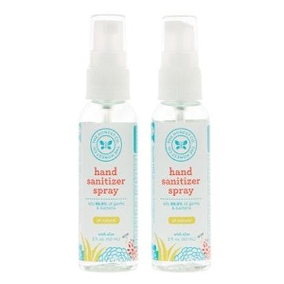 Hand Sanitizing Spray (2 Pack)