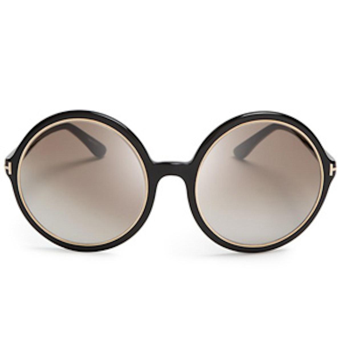Carrie Oversized Sunglasses
