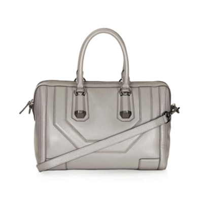 Icon Leather Holdall Bag