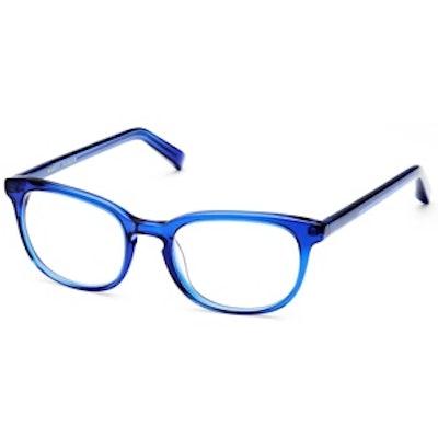 Walker Eyeglasses in Canton Blue
