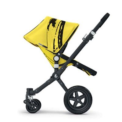 Andy Warhol + Bugaboo Banana Stroller