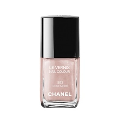 Rose Moire Nail Lacquer