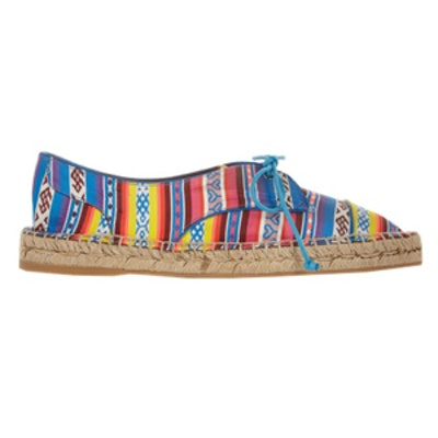 Dolly Silk Espadrille