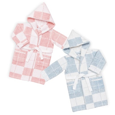 Jacquard Cotton Baby Bath Robes