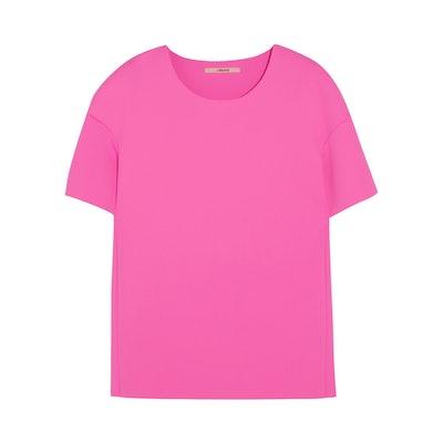 Auden Top in Signal Pink