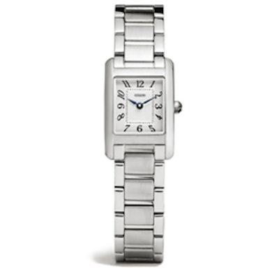 Lexington Stainless Steel Mini Bracelet Watch